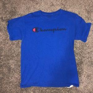 Blue Champion T-Shirt